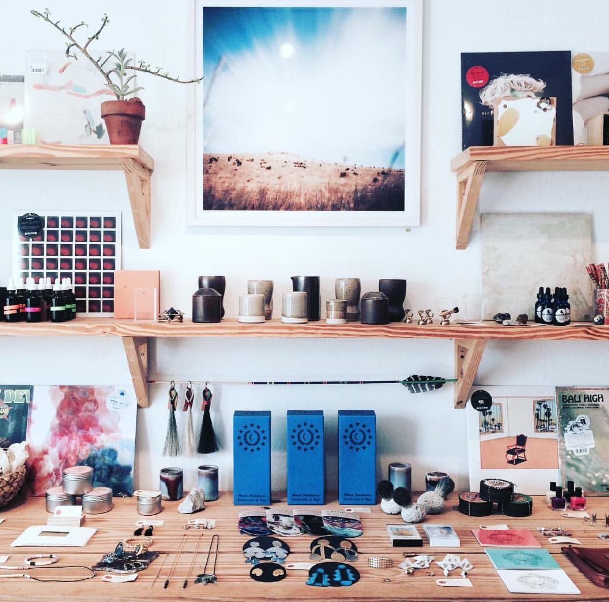 fashionveggie in marfa freda shop