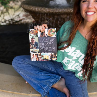vegan cookbooks you need in your life