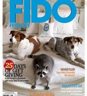 fido friendly magazine cover