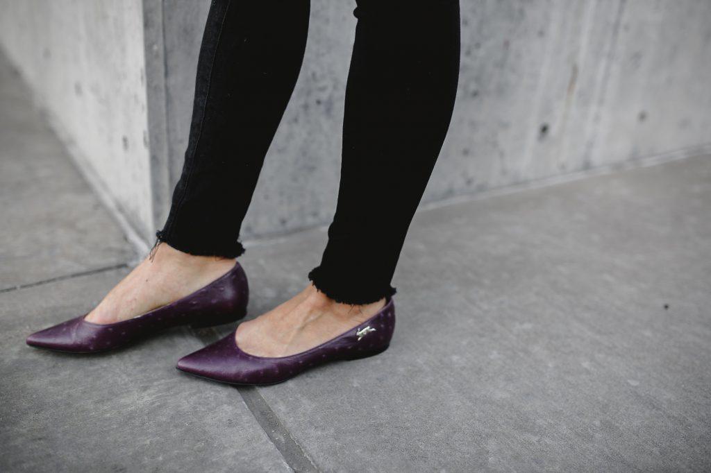 fashionveggie mink shoes vegan shoes ballet flats