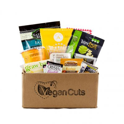 subscription box : vegan cuts