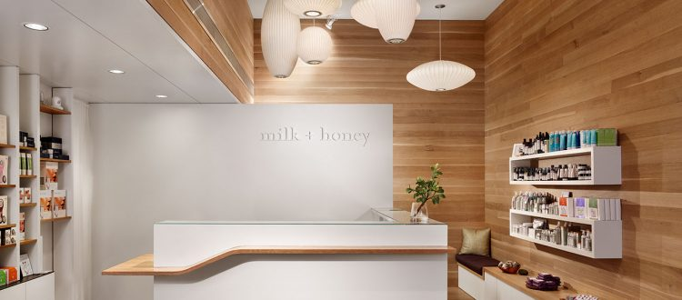 milk + honey spa