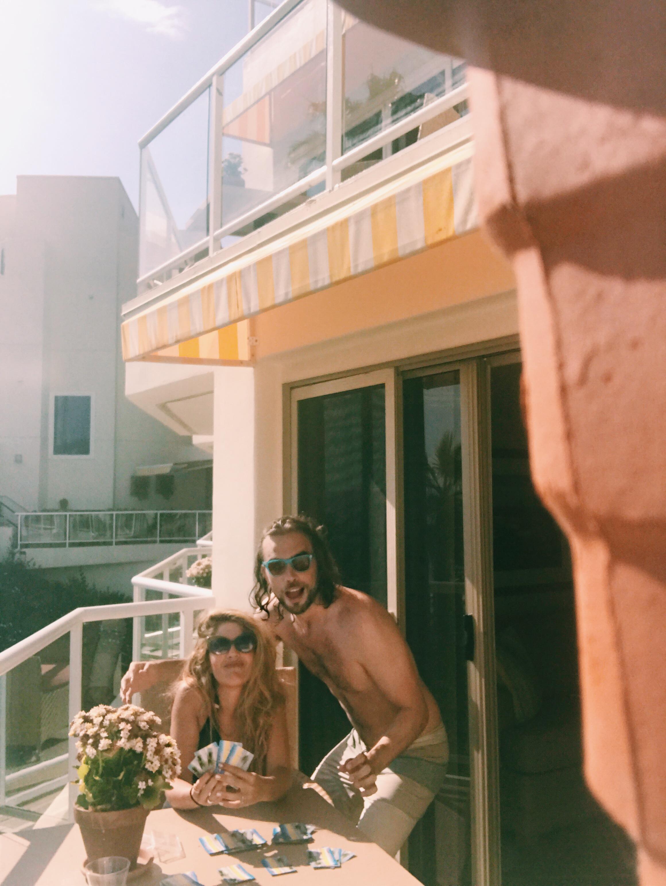 inn at laguna beach balcony fashionveggie and husband