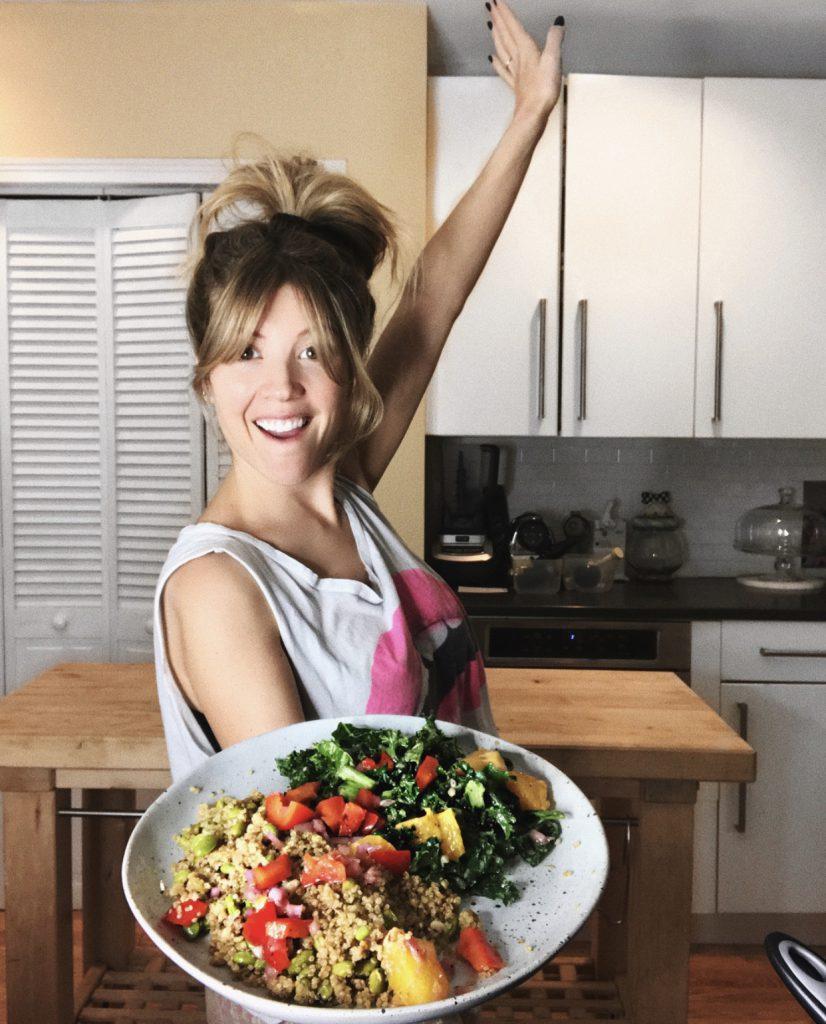 green chef vegan blogger