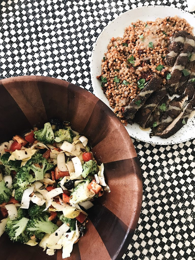 vegan meal green chef