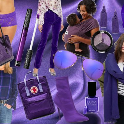 Ultra Violet : 2018's Pantone Color of The Year