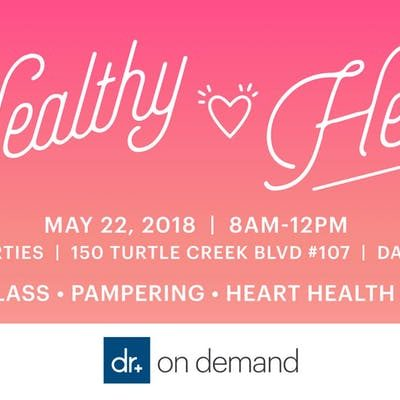 Healthy Heart Fest 2018! (Dallas, Texas)
