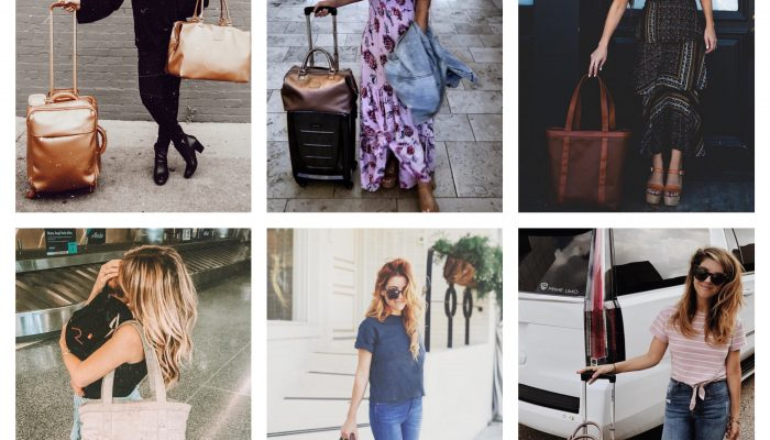 Wheels Up: 5 Vegan and Eco-Friendly Luggage Brands!