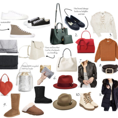 Gift Guide: For The Ethical Fashionista!