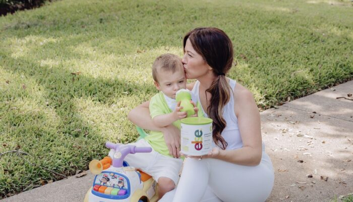 Organic, Dairy-Free Drink For Toddlers: Else Nutrition!
