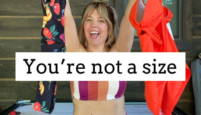 """Swimsuits from June """"You're Not A Size"""" Reel!"""